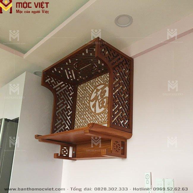 Ban Tho Treo Tuong hiện đại có vách ngăn