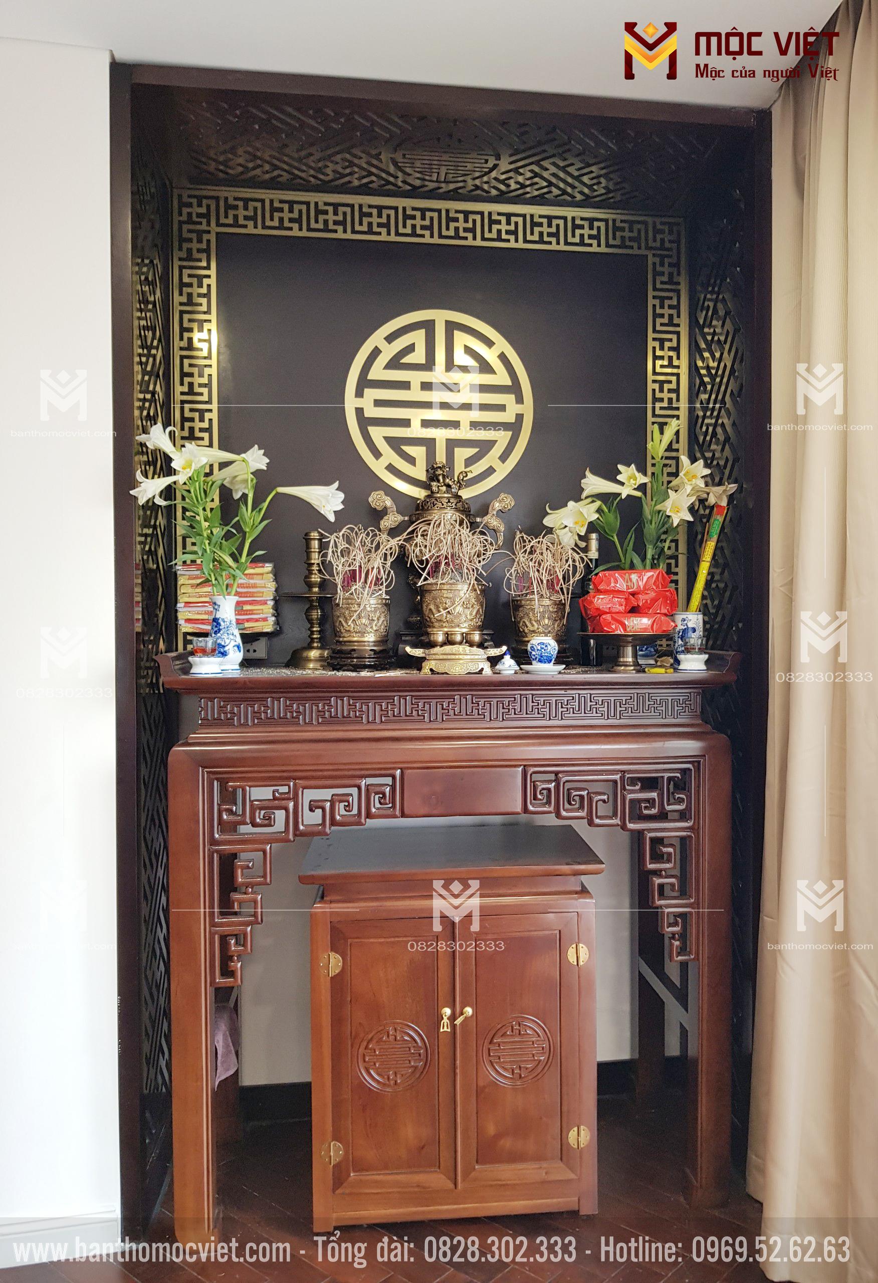 Phòng Thờ Chung Cư đẹp 04