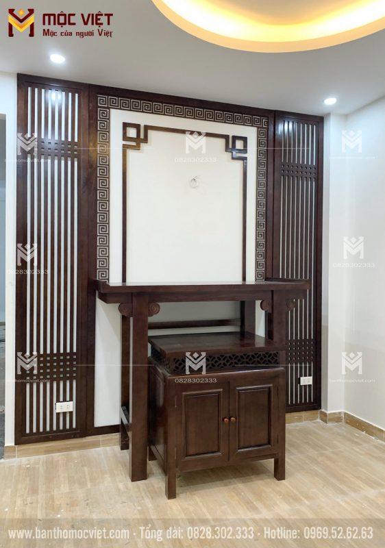 Phòng Thờ đẹp Mộc Viêt 8