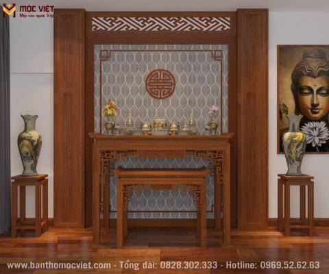 Phòng Thờ đẹp Mộc Viêt 9
