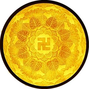 Tranh Tron Mandala 1
