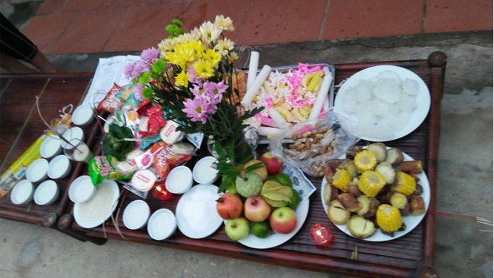 Le Vat Bai Cung Co Hon Thang 7