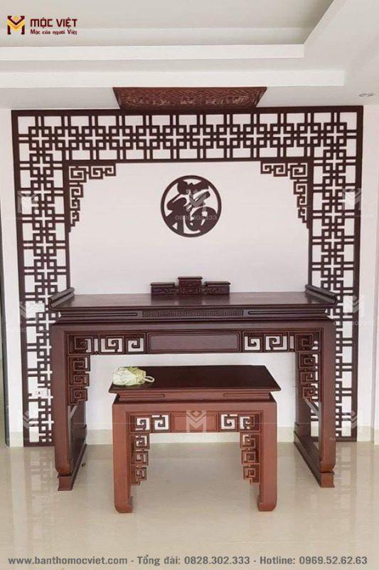Mẫu Phòng Thờ Chung Cư đẹp