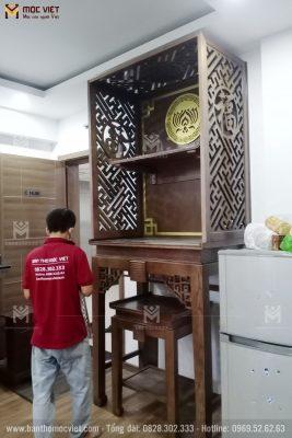 Phòng Thờ Chung Cư Hiện đại 2