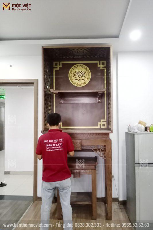 Phòng Thờ Chung Cư Hiện đại