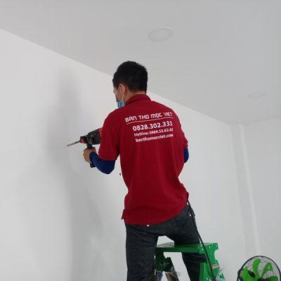 Cách Lắp Bàn Thờ Treo Tường Tại Nhà