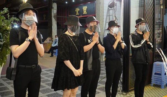 Lễ viếng đám tang lúc dịch bệnh covit được mọi người quan tâm